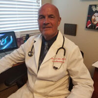 Jack Isler MD, USA